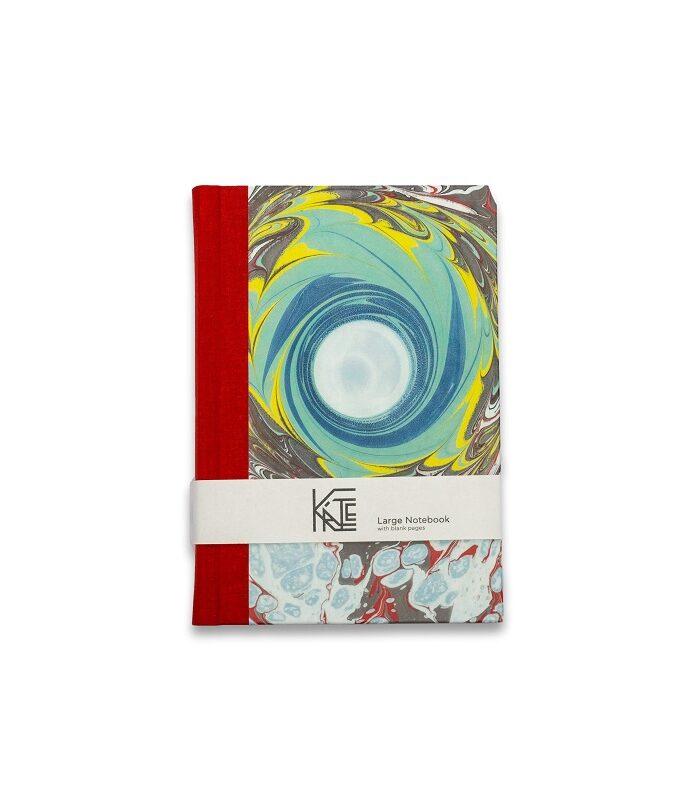 ebru collection_notebook